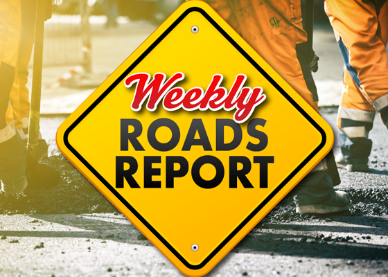 Weekly Road Report