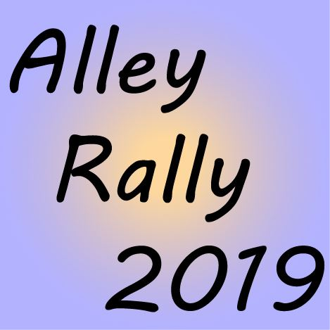 Alley Rally Logo