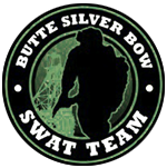 Butte-Silver Bow Law Enforcement Department: SWAT Logo